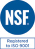 NSF | ISO 9001:2015 Certified